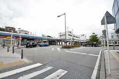 JR・逗子駅の様子。(2015-06-09,共用部,ENVIRONMENT,1F)