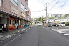 JR横須賀線・東逗子駅周辺の様子。(2016-05-26,共用部,ENVIRONMENT,1F)
