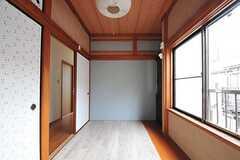専有部の様子2。(204号室)(2012-05-29,専有部,ROOM,2F)