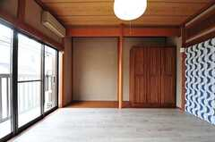 専有部の様子。(203号室)(2012-05-29,専有部,ROOM,2F)
