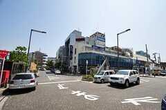 JR横須賀線・逗子駅前の様子。(2012-05-29,共用部,ENVIRONMENT,1F)
