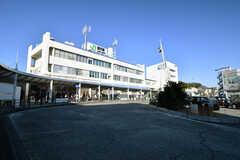 各線・逗子駅の様子。(2017-01-10,共用部,ENVIRONMENT,1F)