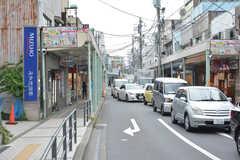 JR横須賀線・逗子駅周辺の様子。(2016-10-25,共用部,ENVIRONMENT,2F)