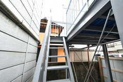 階段の様子。(2019-01-21,共用部,OTHER,1F)