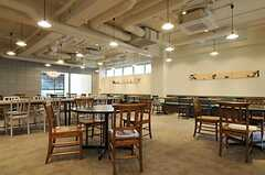 レストランの様子3。(2011-04-09,共用部,OTHER,1F)