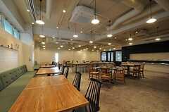 レストランの様子4。(2011-04-09,共用部,OTHER,1F)