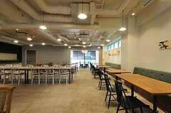 レストランの様子5。(2011-04-09,共用部,OTHER,1F)