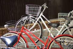ひとり1台自転車が使えます。(2017-09-12,共用部,GARAGE,1F)