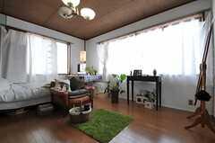 専有部の様子。※備品は住人さんの私物です。(303号室)(2011-10-01,専有部,ROOM,3F)