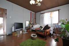 専有部の様子4。※備品は住人さんの私物です。(303号室)(2011-10-01,専有部,ROOM,3F)