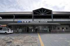 JR山陰本線・花園駅の様子。(2011-10-01,共用部,ENVIRONMENT,1F)