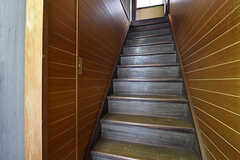 階段の様子。(2016-05-07,共用部,OTHER,1F)