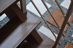 階段のステップ。(2013-05-20,共用部,OTHER,1F)