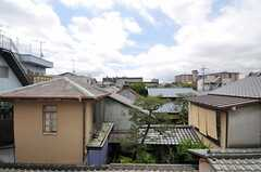 窓からの景色。(305号室)(2013-05-20,専有部,ROOM,3F)