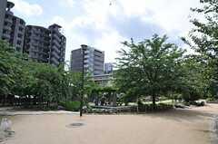 シェアハウス近くの公園。(2013-05-20,共用部,ENVIRONMENT,1F)