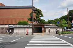 京都市営地下鉄烏丸線・今出川駅の様子。(2013-05-20,共用部,ENVIRONMENT,1F)
