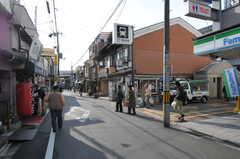各線・東福寺駅前の様子。(2011-12-21,共用部,ENVIRONMENT,1F)