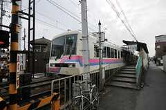 叡山電鉄叡山本線・元田中駅の様子。(2013-02-17,共用部,ENVIRONMENT,1F)