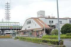 各線・竹田駅の様子。(2016-09-05,共用部,ENVIRONMENT,1F)