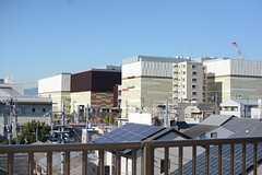 屋上からの眺め。(2015-12-08,共用部,OTHER,4F)