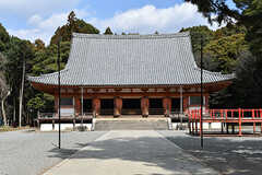 醍醐寺の本堂。(2017-03-08,共用部,ENVIRONMENT,1F)