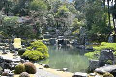 醍醐寺の庭園。(2017-03-08,共用部,ENVIRONMENT,1F)