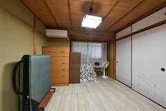 ゲストルームの様子。友人の宿泊も可能です。オーナーさん家族も時々利用するそう。(2016-09-11,共用部,OTHER,1F)