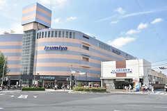 京福電鉄北野線・北野白梅町駅の様子。(2016-09-11,共用部,ENVIRONMENT,1F)