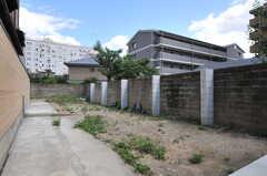 庭の様子。(2013-08-02,共用部,OTHER,2F)