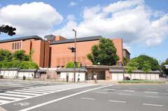 京都市営地下鉄・今出川駅の様子。(2013-08-02,共用部,ENVIRONMENT,1F)
