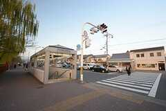 各線・出町柳駅の様子。(2014-12-10,共用部,ENVIRONMENT,1F)