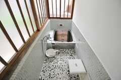 バスルームの様子。(2013-06-23,共用部,BATH,1F)