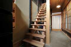 階段の様子。(2013-06-23,共用部,OTHER,1F)