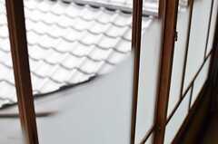 雪見ガラスが上品。(201号室)(2013-06-23,専有部,ROOM,2F)