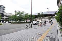 各線・二条駅の様子。(2013-06-23,共用部,ENVIRONMENT,1F)