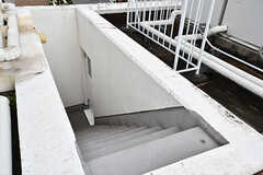 階段は2箇所あります。(2017-01-17,共用部,OTHER,5F)