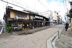寺町通までは歩いて1分ほど。(2017-01-17,共用部,ENVIRONMENT,1F)