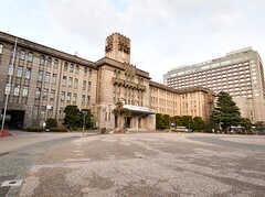 京都市役所の様子。素敵な建物です。(2017-01-17,共用部,ENVIRONMENT,1F)