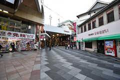 新京極までも歩ける距離です。(2017-01-17,共用部,ENVIRONMENT,1F)