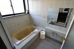 バスルームの様子。(2016-10-12,共用部,BATH,1F)