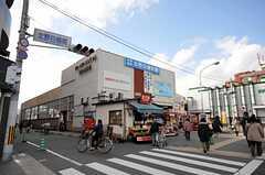 京福電気鉄道・北野白梅町駅の様子。最寄りは京福電鉄・等持院駅です。(2012-03-26,共用部,ENVIRONMENT,1F)