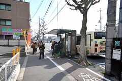 JR京都駅まではバスでもアクセスできます。(2012-03-26,共用部,ENVIRONMENT,1F)