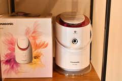 美容系の家電も用意されています。(2017-03-07,共用部,OTHER,2F)