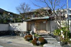 近くの紅茶専門店。(2017-03-07,共用部,ENVIRONMENT,1F)