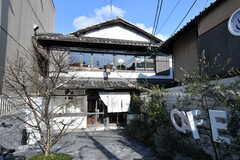 各線・嵯峨嵐山駅前の銭湯を改修したカフェ。(2017-03-07,共用部,ENVIRONMENT,1F)