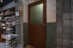 工房の入り口。(2016-07-04,共用部,OTHER,2F)