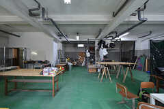 工房の様子3。(2016-07-04,共用部,OTHER,2F)