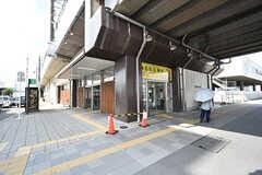 JR・丹波口駅の様子。(2016-07-04,共用部,ENVIRONMENT,1F)