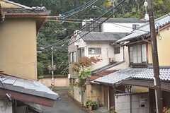 すぐ隣は下鴨神社。(101号室)(2015-11-17,専有部,ROOM,1F)