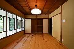 収納の様子。(204号室)(2014-09-09,専有部,ROOM,2F)